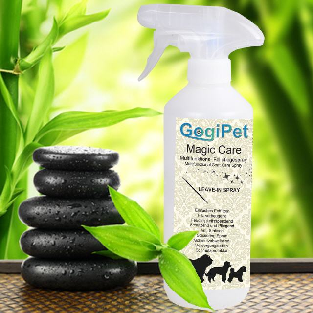 GogiPet Magic Care